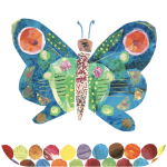image of a colorful butterfly